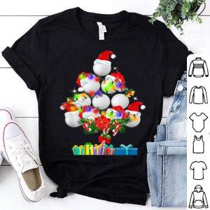 Nice Golf Christmas Santa Hat Pajama Funny Ugly sweater
