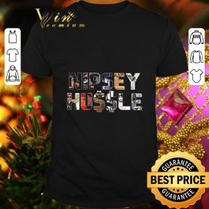 Nice Merchion Rip Nipsey Hussle 1985-2019 shirt