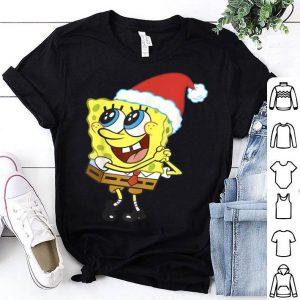 Nice Spongebob Squarepants Santa Hat Dreaming Of Christmas sweater
