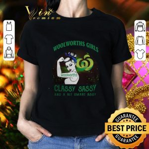 Nice Woolworths girls classy sassy and a bit smart assy shirt