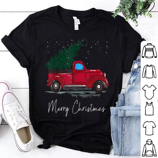 Official Vintage Wagon Christmas - Tree on Car Xmas Vacation sweater