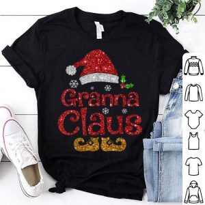 Original Funny santa Granna claus Christmas family gifts sweater