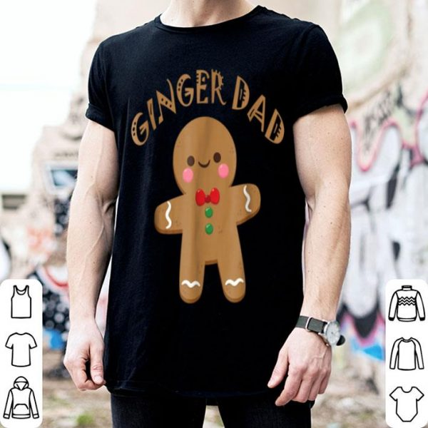 Original Ginger Dad Family Matching Christmas Gingerbread sweater