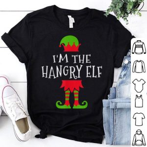 Original I'm The Hangry Elf Family Matching Group Christmas sweater
