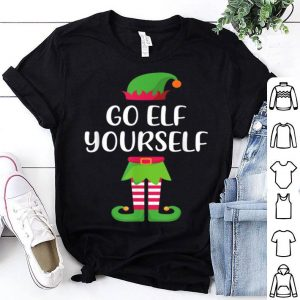 Premium Go Elf Yourself Matching Family Group Christmas sweater