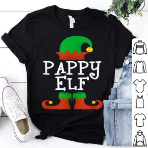Premium Pappy Elf Christmas Funny Xmas Gift sweater