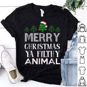 Pretty Filthy Animal Ya Merry Christmas Funny Ugly sweater