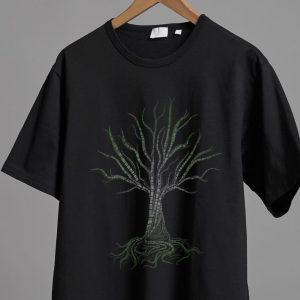 Awesome Computer Coding Programmer Original Binary Tree shirt