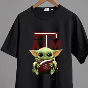 Original Star Wars Baby Yoda Hug Texas A&M Aggies shirt