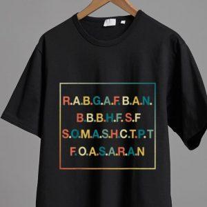 Premium R.A.B.G.A.F.B.A.N Rabgafban shirt 1