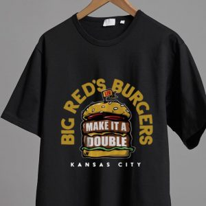 Awesome Big Red's Burgers Kansas City Football 2020 shirt 1