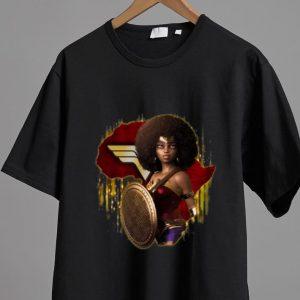 Awesome Black Girl Wonder Woman shirt 1