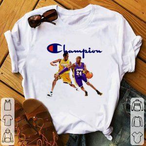Cheap Champion Rip Kobe Bryant 1978 2020 Los Angeles Lakers shirt