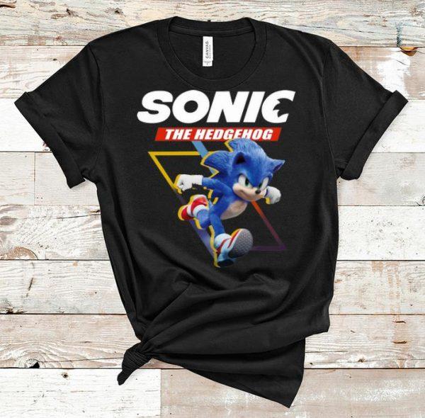 Hot Sonic The Hedgehog shirt