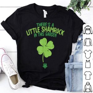 Original Cute St Patricks Day Pregnancy Announcement Soon Mom shirt