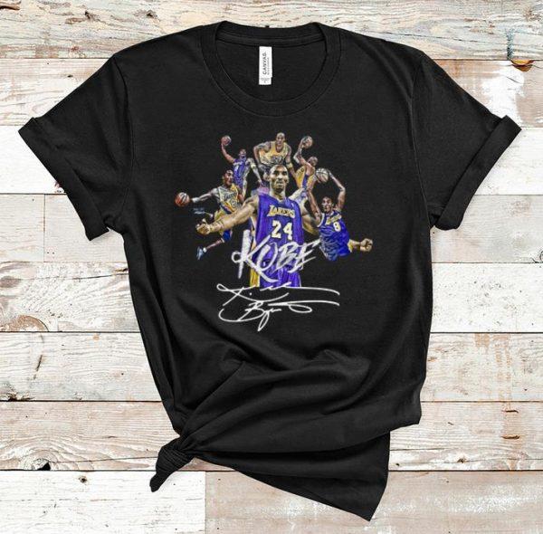 Original Kobe Bryant 824 Signature shirt