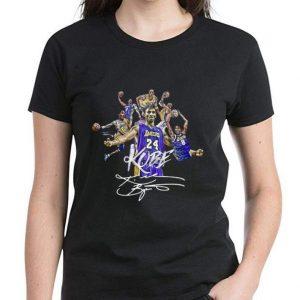 Original Kobe Bryant 824 Signature shirt 2