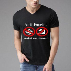 Anti-fascist anti-communist shirt