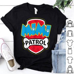 Official Funny Mimi Patrol - Dog Mom For Mother's Day shirt