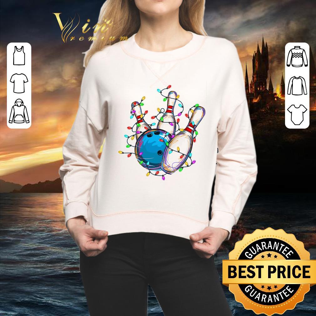 Awesome Bowling Christmas shirt