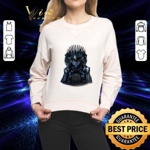 Awesome Black Panther Iron Throne GOT Game Of Thrones shirt