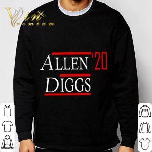 2020 Allen Diggs Buffalo Bills Josh Allen Stefon Diggs shirt 2