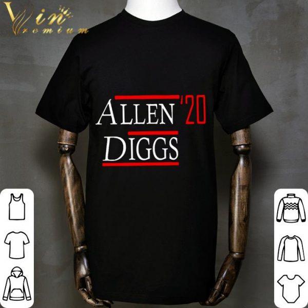 2020 Allen Diggs Buffalo Bills Josh Allen Stefon Diggs shirt