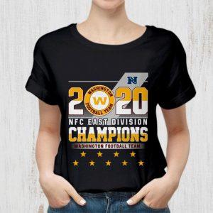 2020 NFC East Division Champions Washington Football Team Logo shirt