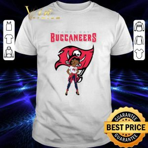 Awesome Betty Boop Tampa Bay Buccaneers Super Bowl NFL Shirt