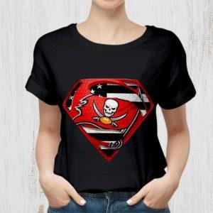 Original Superman Tampa Bay Buccaneers Champions Super Bowl LIV American Flag shirt