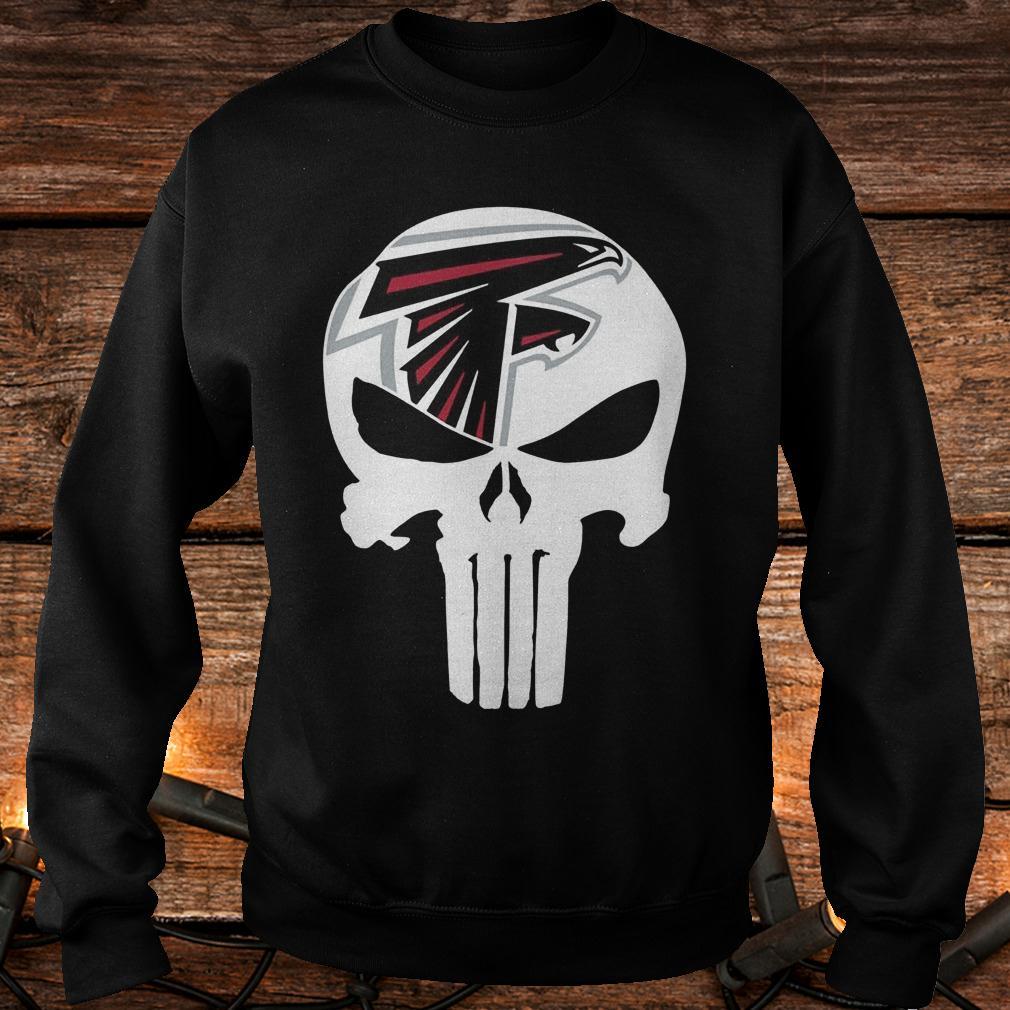 fe2cce5a Atlanta Falcons Punisher NFL shirt, hoodie, sweatshirt, longsleevetee