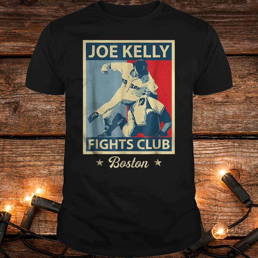 Baseball Joes-Kelly Boston Fights-Club shirt Classic Guys / Unisex Tee
