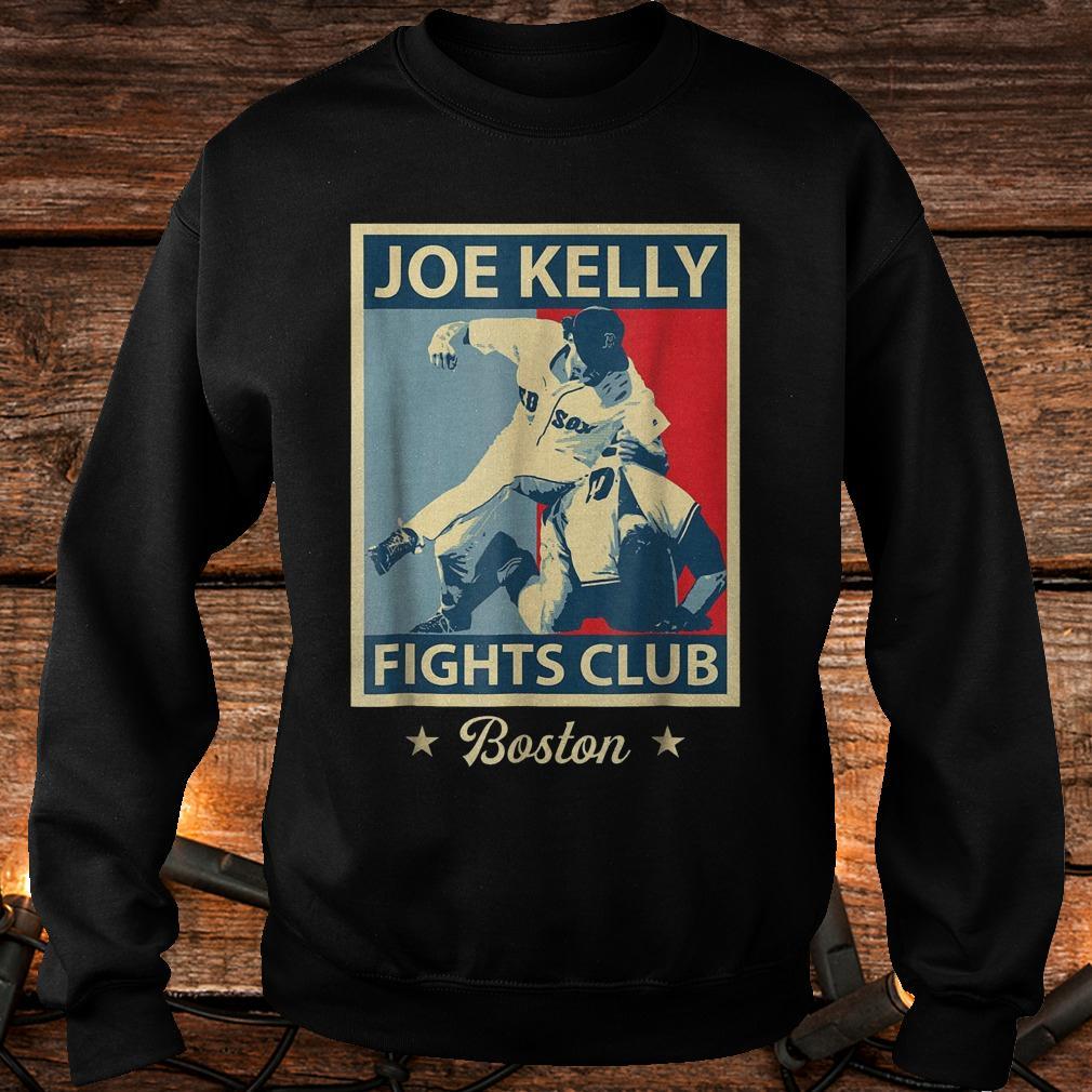 Baseball Joes-Kelly Boston Fights-Club shirt