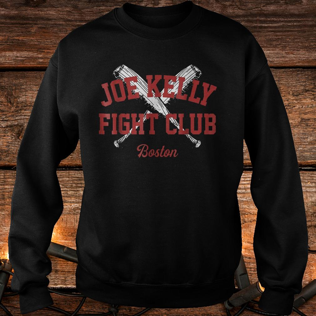 Baseball Joes Kelly Boston fights club shirt
