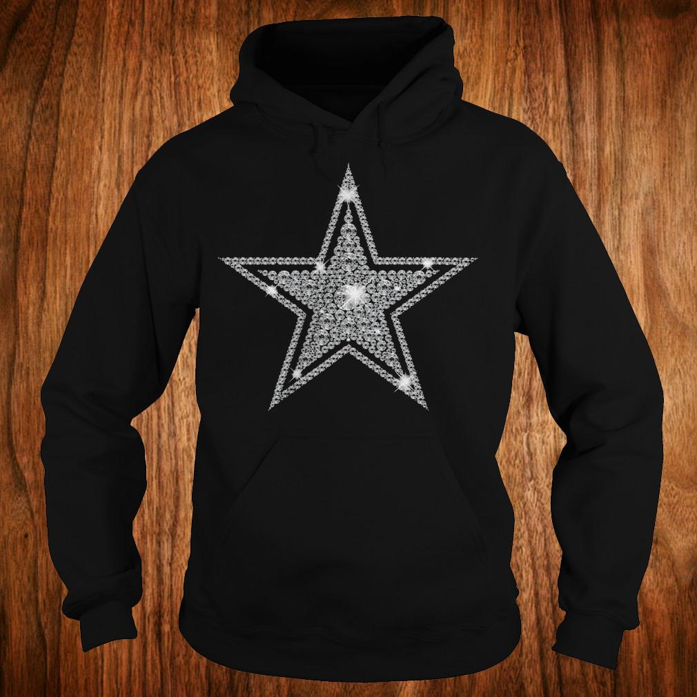 Dallas Cowboys diamond shirt Hoodie