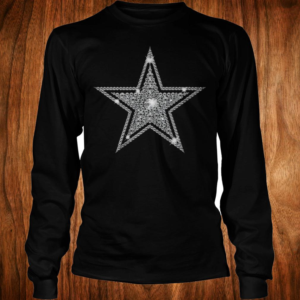 Dallas Cowboys diamond shirt Longsleeve Tee Unisex