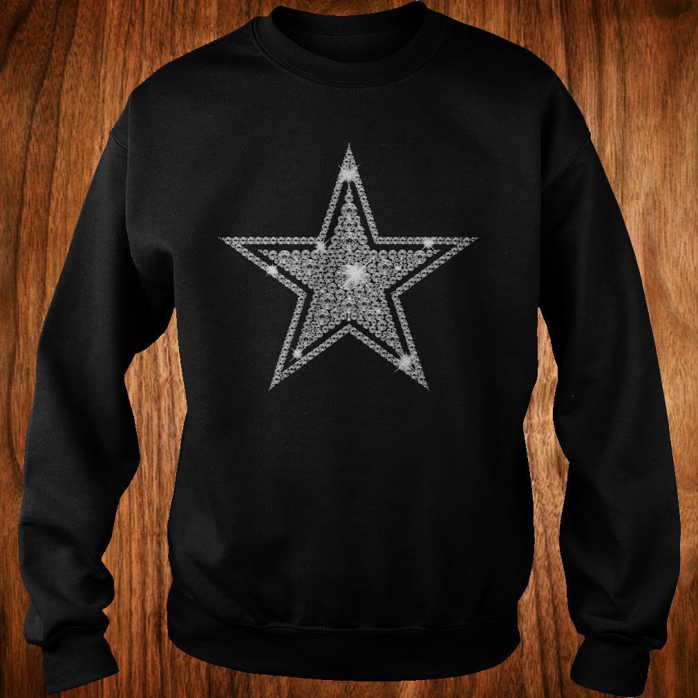 Dallas Cowboys diamond shirt Sweatshirt Unisex