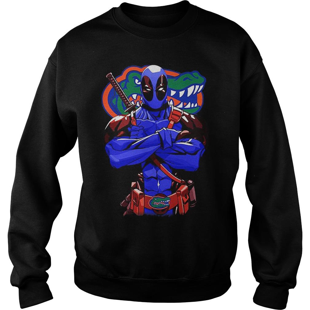Giants Deadpool Florida Gators shirt
