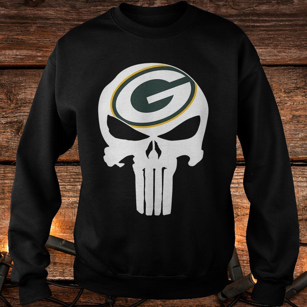 Green Bay Packers Punisher NFL shirt