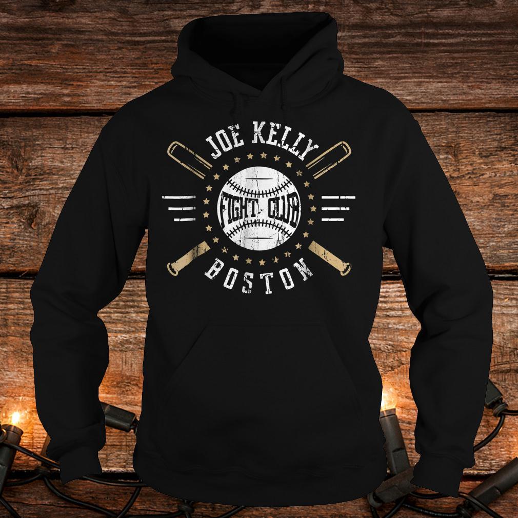 Joe kelly boston fight club shirt Hoodie