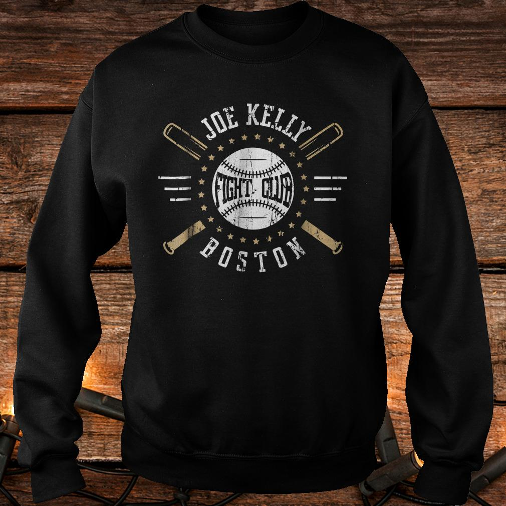 Joe kelly boston fight club shirt
