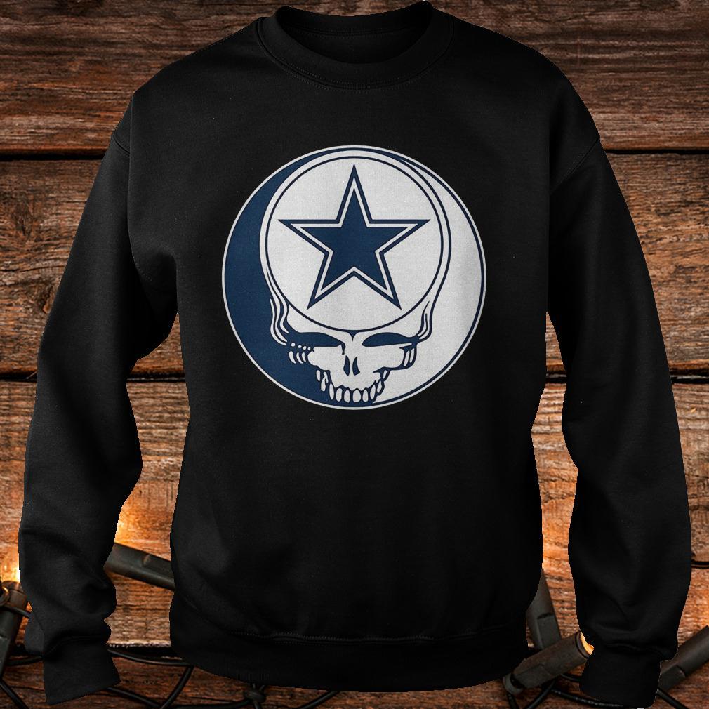 NFL Dallas Cowboys grateful dead fan fan football shirt