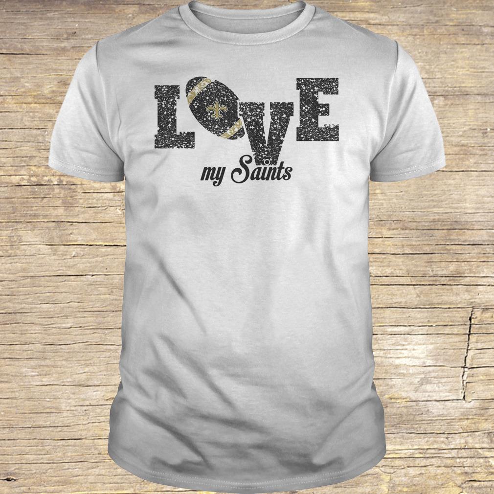 NFL love my New Orleans Saints shirt