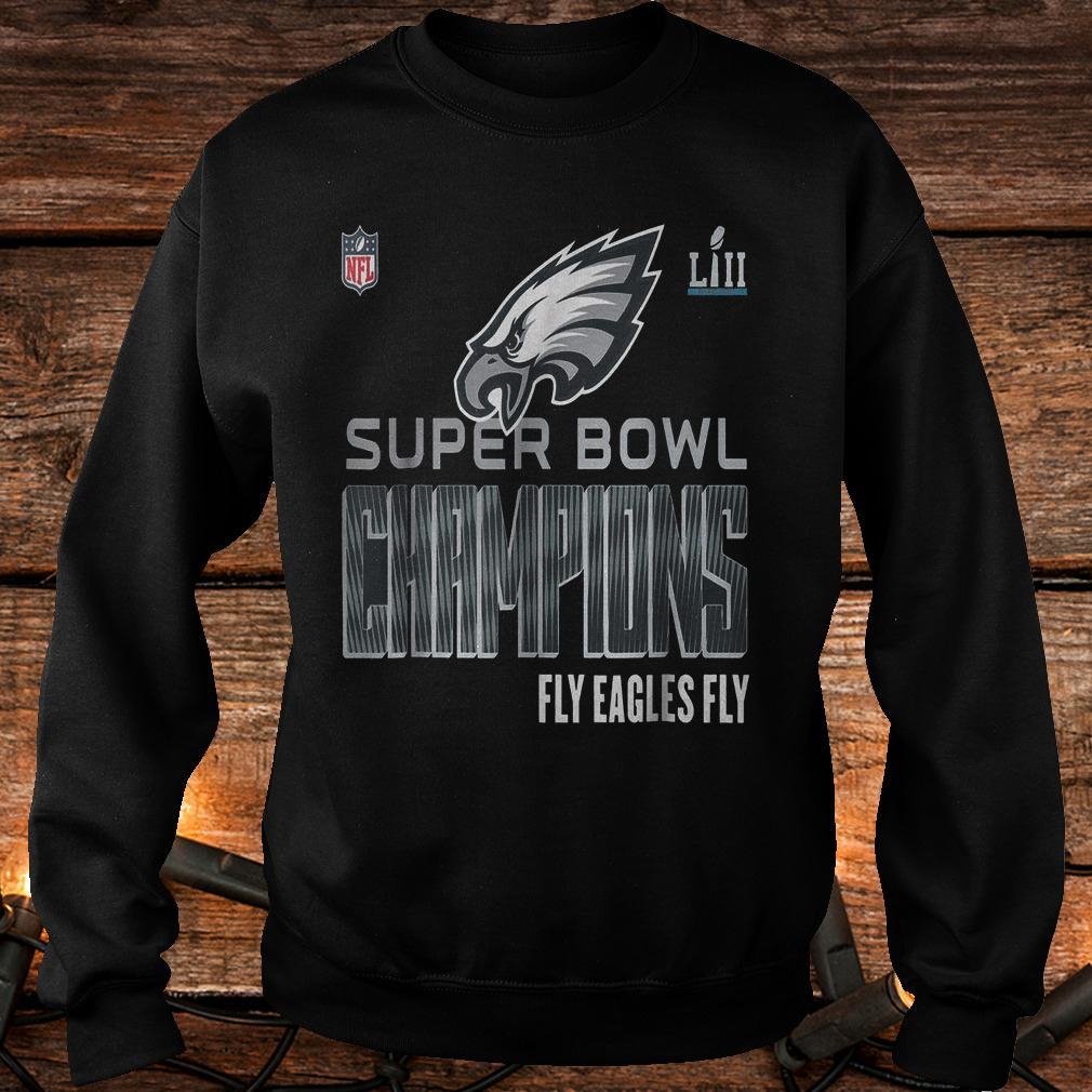 Philadelphia 2018 World Champions eagle fan shirt