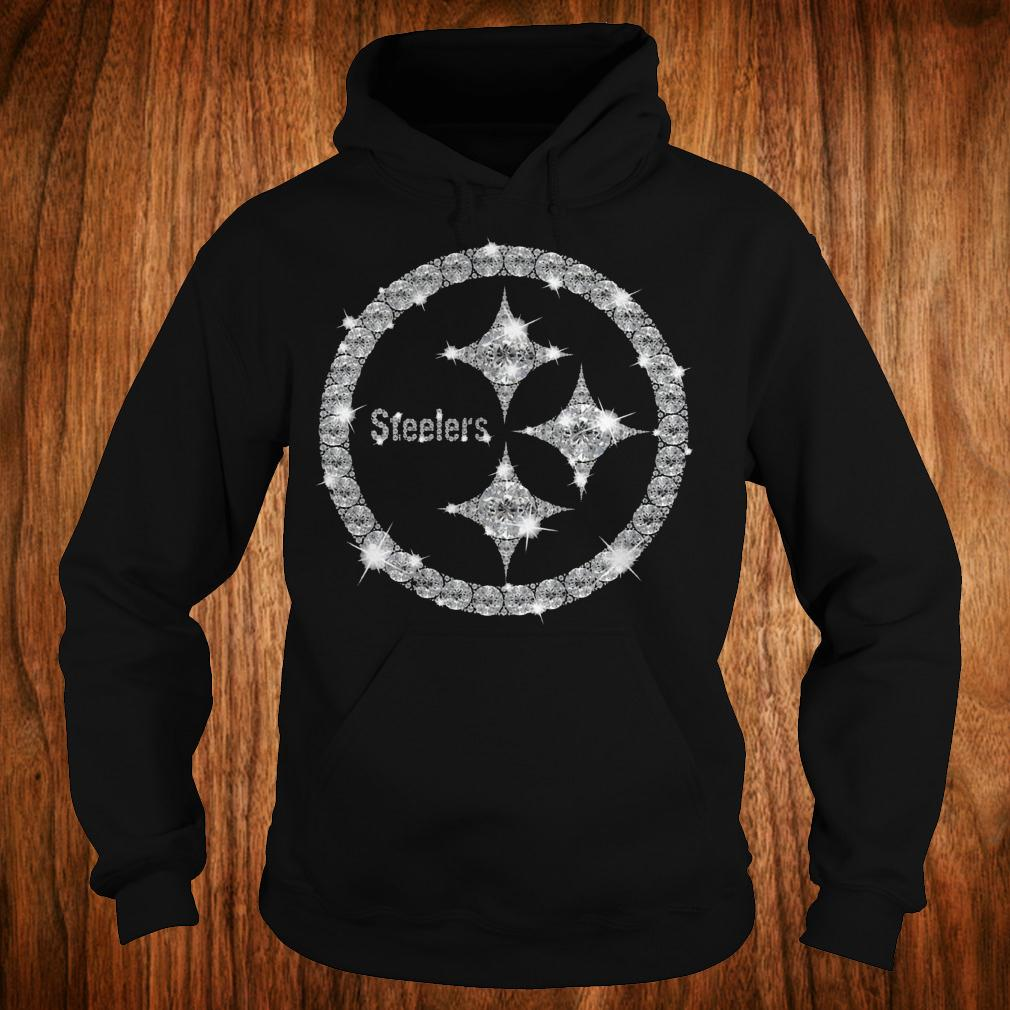 Pittsburgh Steelers diamond shirt Hoodie