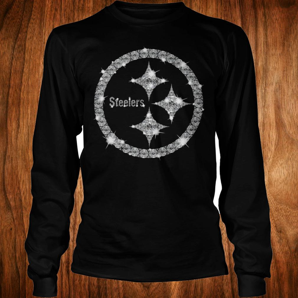 Pittsburgh Steelers diamond shirt Longsleeve Tee Unisex