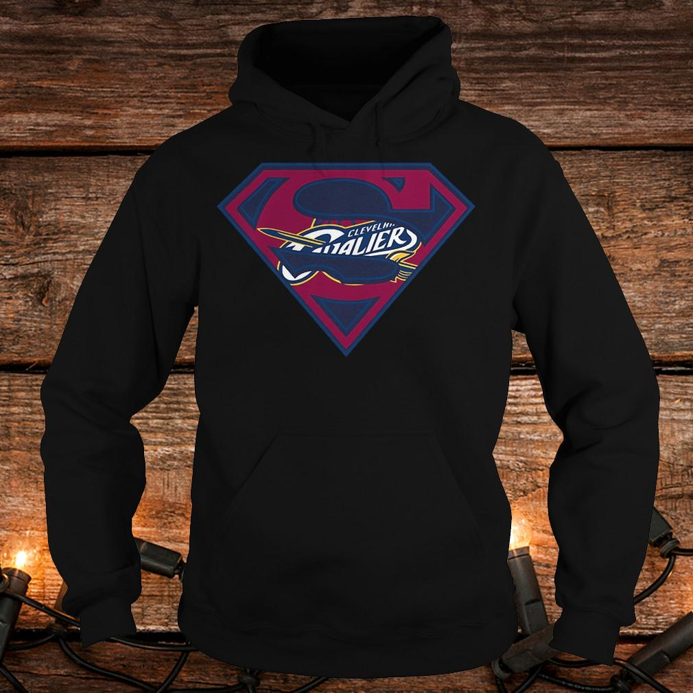 Superman Cleveland Cavaliers shirt Hoodie
