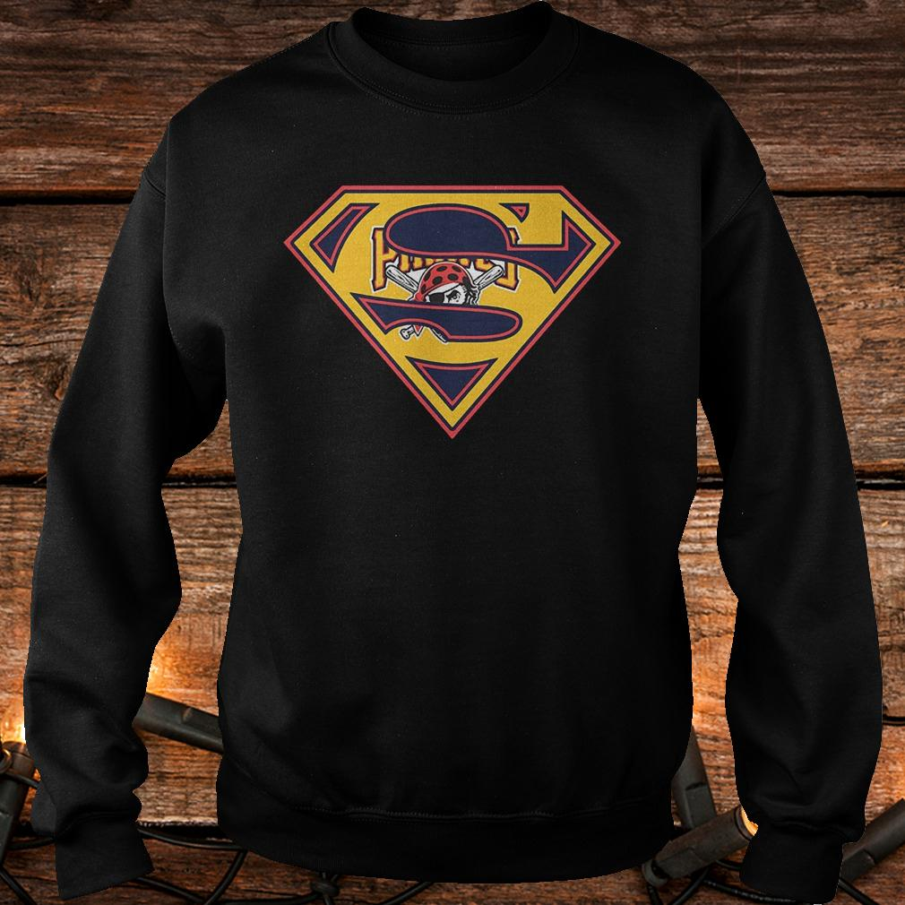 Superman Pittsburgh Pirates shirt