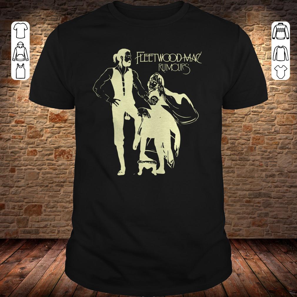 Fleetwood Mac - Progressive Rock Rumours shirt