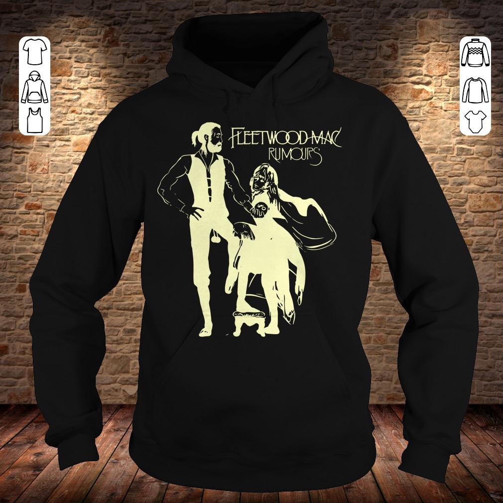 Fleetwood Mac - Progressive Rock Rumours shirt Hoodie